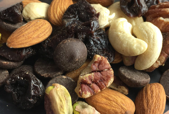 DIY Salty & Sweet Trail Mix