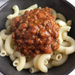 Beefy Tomato Bolognese Sauce