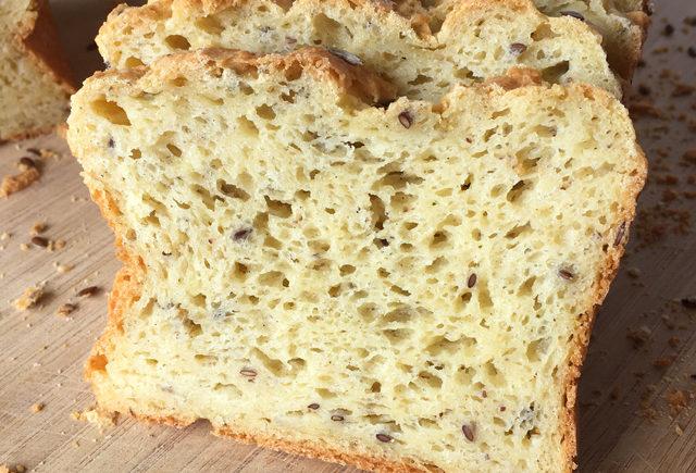 Soft Gluten-Free Sandwich Bread