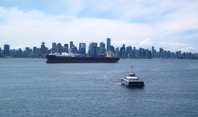 Vancouver - Lonsdale Quay