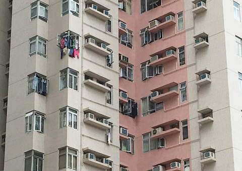 Laundry In Hong Kong