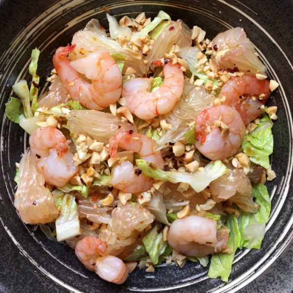 Shrimp Pomelo Salad