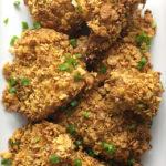 Crispy Crunchy Cornflakes Chicken