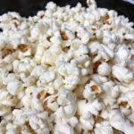 Easy Perfect Stovetop Popcorn