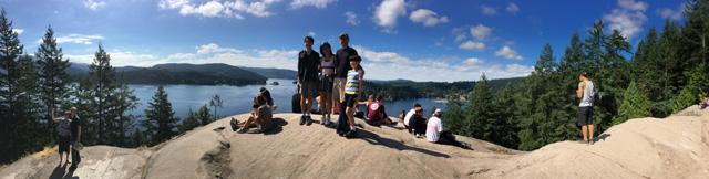 Vancouver - Quarry Rock