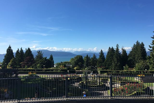 Vancouver - UBC