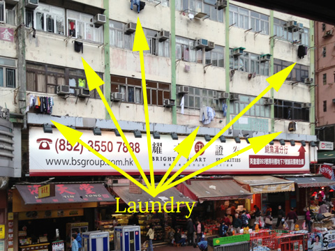 Laundry In Hong Kong
