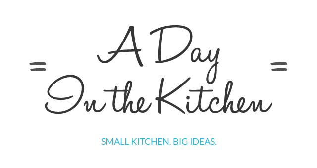 A DAY IN THE KITCHEN logo