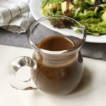 Sweet and Tangy Balsamic Vinaigrette