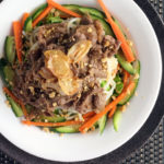 Savory Vietnamese Beef Vermicelli